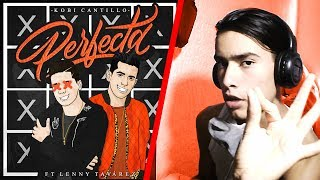 Kobi Cantillo X Lenny Tavárez - Perfecta    #reaccion