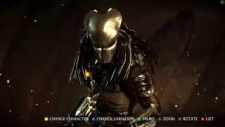 MKX (PC) Mod - Cyber-Predator {By UncleFestor}