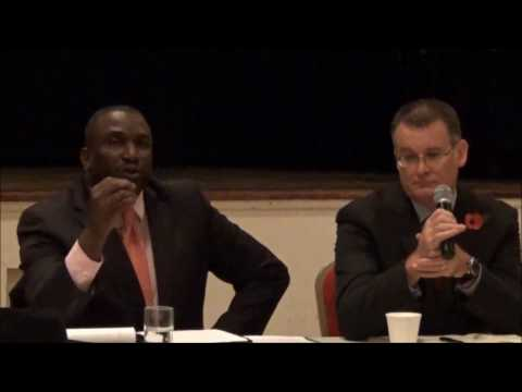 Montserrat UK Diaspora Q and A with Premier Romeo and government delegation