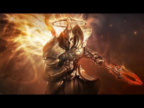Diablo 3 All Character Stories (Barbarian, Crusader, Demon Hunter, Monk, Wizard) 1080p HD