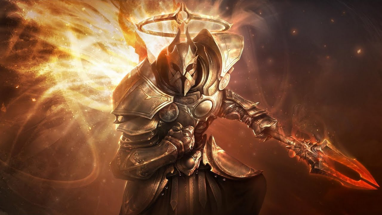 Diablo 3 All Character Stories Barbarian Crusader Demon Hunter
