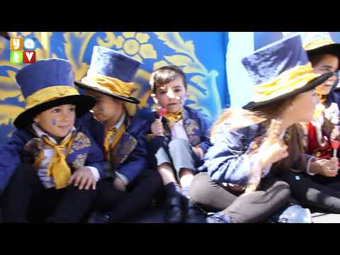El Carnaval Especial continua con el Pasacalles de Agrupaciones Carnavalescas 2019