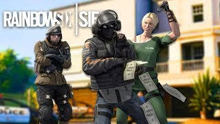 1v2 FOR $200 on Rainbow Six Siege
