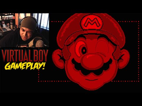 [HILARIOUS!] [3 VIRTUAL BOY GAMES!] [1080p]