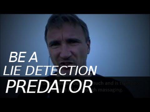 How to spot a predator