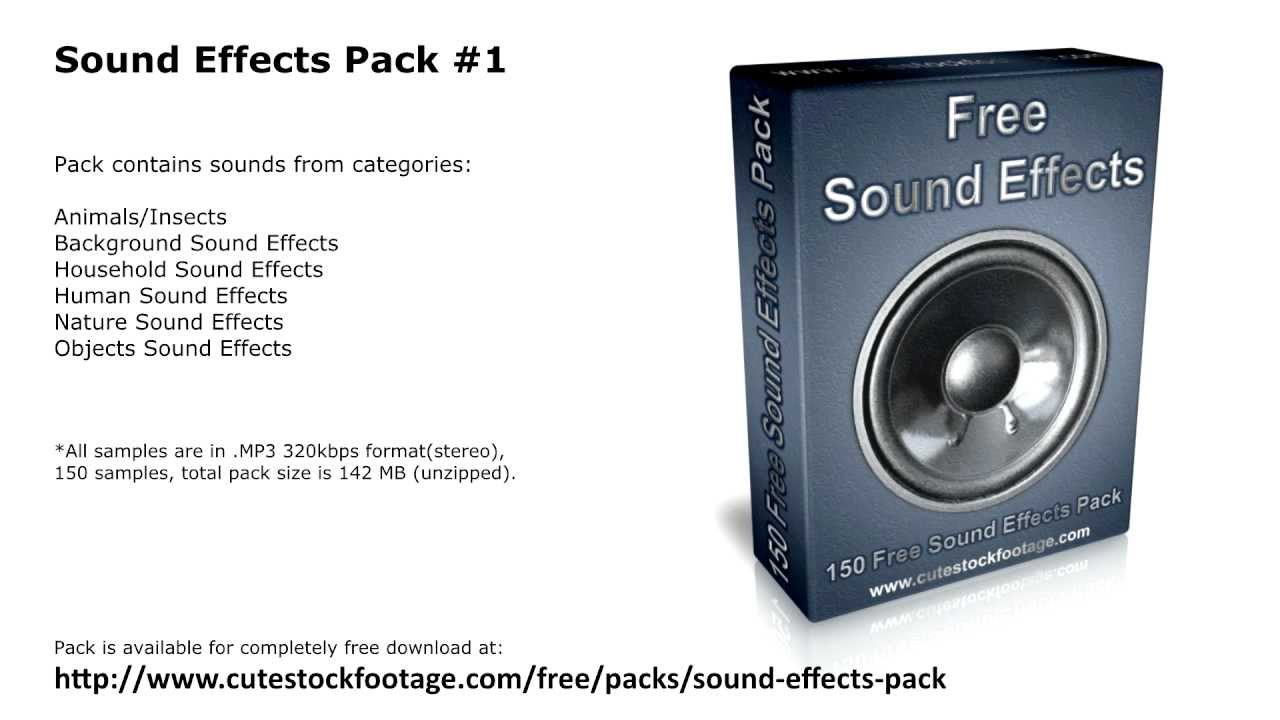 Producer sfx free sound effects pack by producer spot.