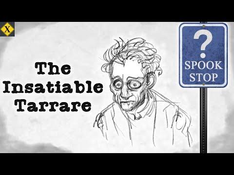 The Insatiable Tarrare   Spook Stop