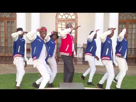 President Uhuru FBI Dab Dance