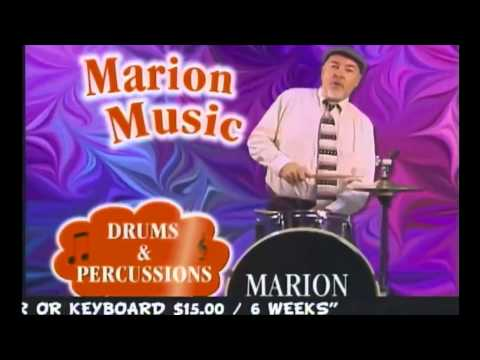 Marion Music Commericial