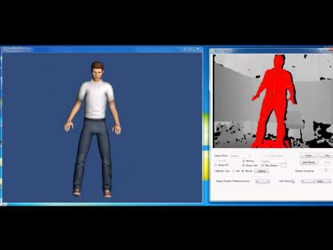 Avatar Animation Retargeting - 3DLIVE