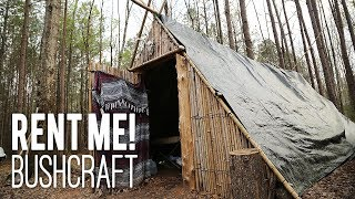 Built 4 Adventure - RENT ME! Bushcraft