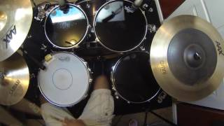 Jason Derulo | Kiss the Sky Drum Cover