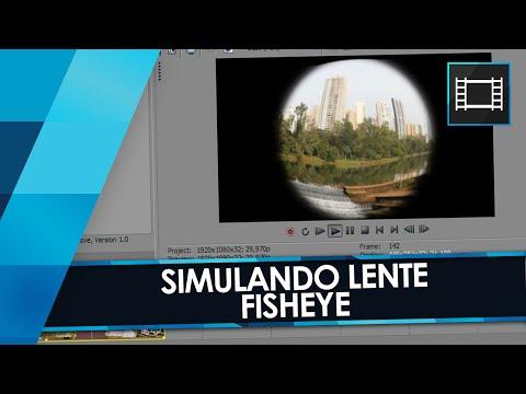 Tutorial Sony Vegas: Efeito Lente FISHEYE