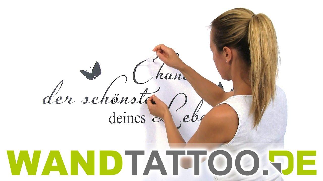 Luxus Tine Wittler Wandtattoo Ideen