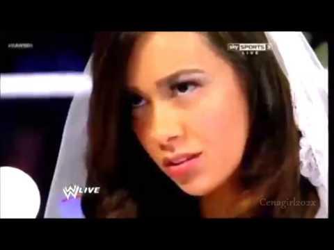 Cena&AJ | Love Hurts