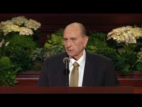 President Monson Announces Five New Temples at April 2017 General Conference