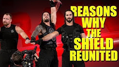Real Reasons Why The Shield Reunited Again in WWE!