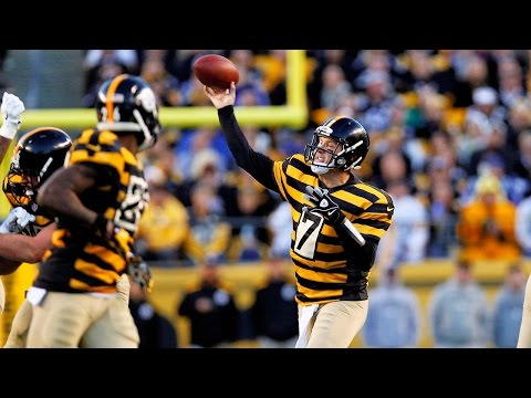 Ben Roethlisberger sets Steelers records with 522 pass yards and 6 TDs