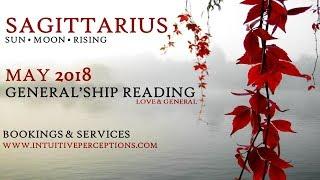 SAGITTARIUS   Acceptance Brings Miracles! May 2018 Love & General Tarot Reading