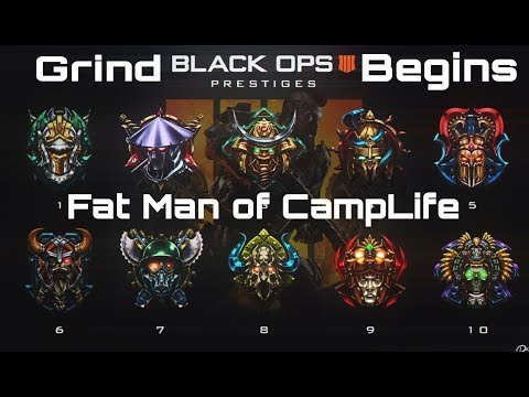 CAMPING ROYALTY HONOR THE KING  / CALL OF DUTY BLACK OPS 4 18+CONTENT thumbnail
