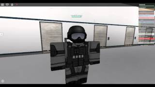 SCP Site 54 door glitch ROBLOX