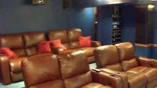 Basement Home Theater In Hd