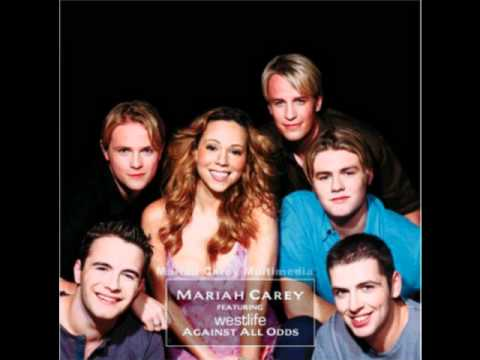 Mariah Carey Ft Westlife  Against All Odds Instrumental