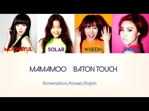 (+) Baton Touch - Mamamoo