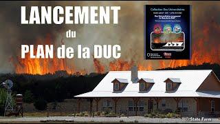 Lancement du Plan de la DUC - « Des Universitaires proposent le Plan de la DUC»