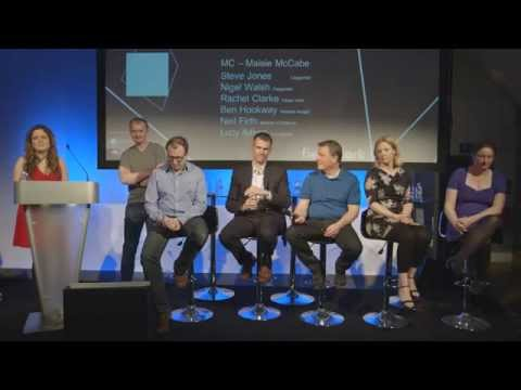 field.work Panel Discussion: How to leverage data in ways that really matter to consumers