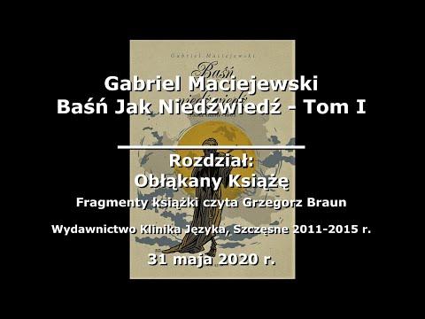 Obłąkany Książę – Baśń Jak Niedźwiedź. Polskie Historie. Tom I - Czyta Grzegorz Braun