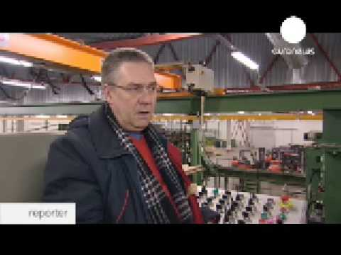 reporter - EU Baltic states struggle with recession