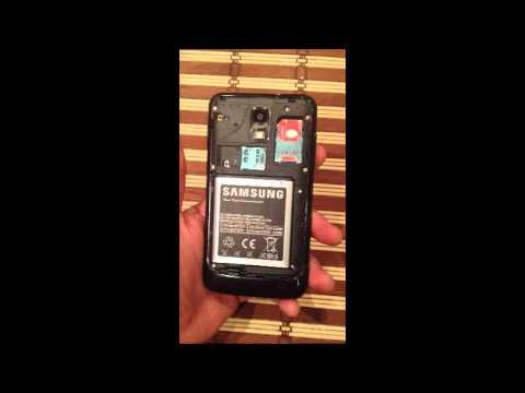 Samsung Galaxy SII SGH-i727R Unlock Code Not working