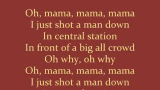 Rihanna - Man Down ( karaoke, nie instrumental )