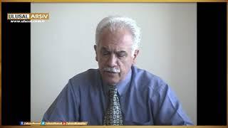 ABD ile 2003'te yapılan gizli mutabakat- Doğu Perinçek/ 13 Temmuz 2003