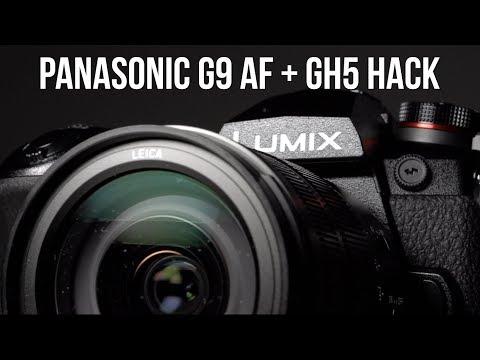 MONGO Panasonic G9 AF + GH5 Hack Review