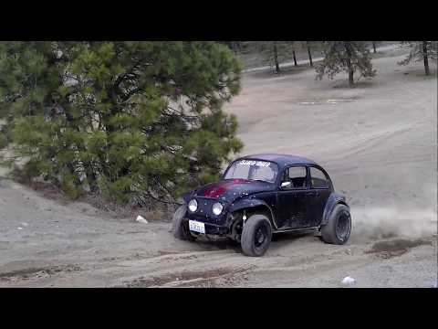 baja slug bug beetle hillclimb offroad