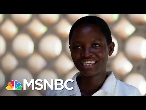'I Will Still Be Able To Reach For My Dreams' | The Last Word | MSNBC