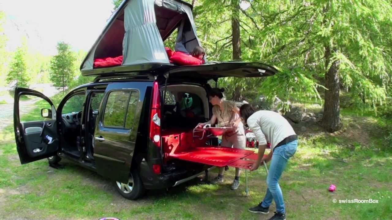 Swissroombox only girls mums youtube for Interieur camping car