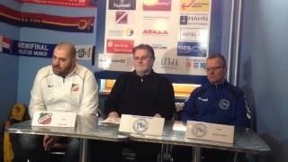 Pressekonferenz Hertha 03 - Hertha 06