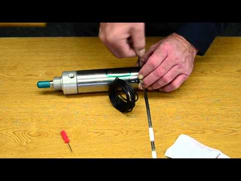 Tech Tip —  How to Install a Magnetic Reed Switch