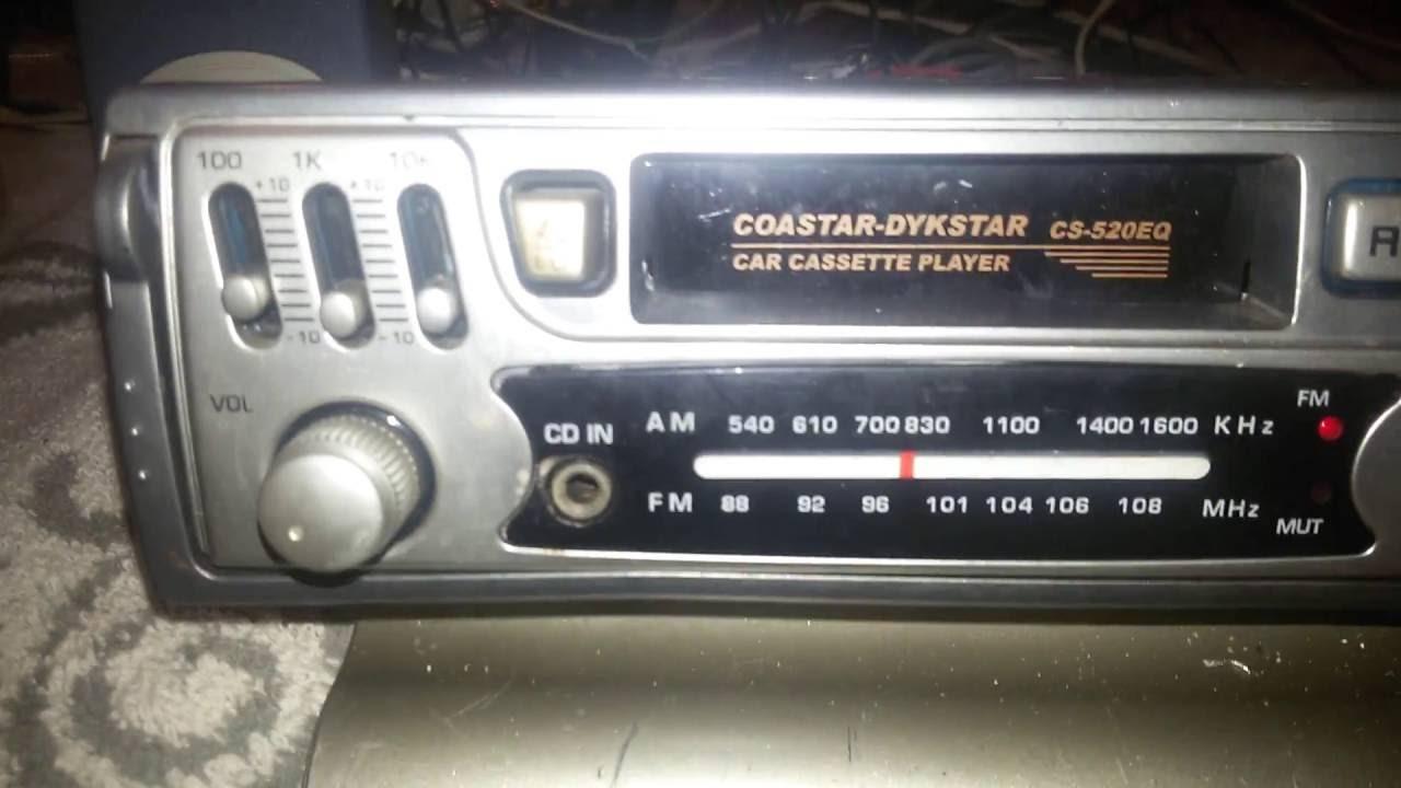 Modificando Radio Automovel Para Vhf Youtube