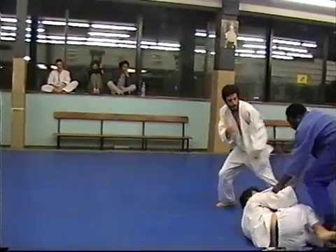 passage de grade de jujitsu self defence part 2