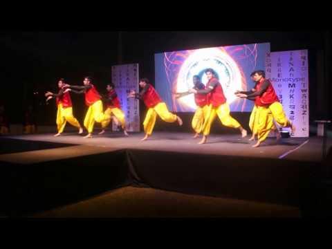 Bam Lahri with Deva Shri Ganesha Deva Dance Performance   TwistType