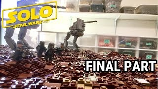 Building Mimban In LEGO (FINAL PART) - Solo: A Star Wars Story