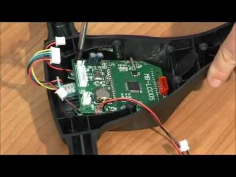hqdefault motocaddy technical video replacing the s3 circuit board youtube powakaddy wiring diagram at soozxer.org