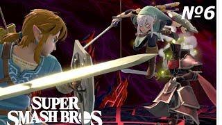 В царстве тьмы! Прохождение Super Smash Bros. Ultimate №6
