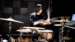 BLACK OR WHITE drum cover (Michael Jackson / Steven Chen)