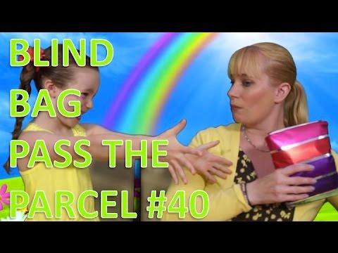BBM40 - Blind Bag Pass the Parcel.