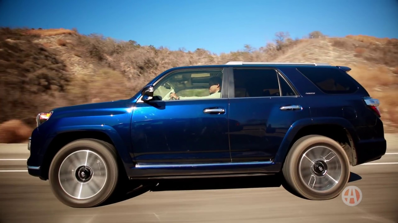 2016 Toyota 4runner 5 Reasons To Buy Autotrader Youtube